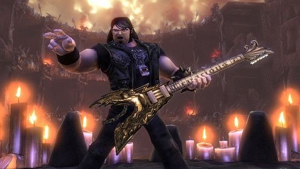 Brutal Legend appears in Steam Database