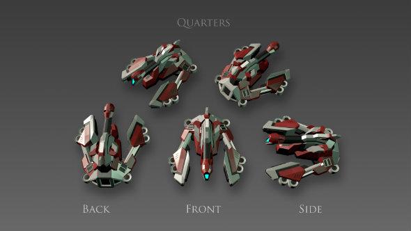 Ashes of the Singularity: Escalation Brute Mk II