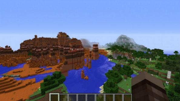 The Best Minecraft Seeds PCGamesN - Die besten maps fur minecraft
