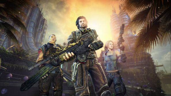 Square Enix and the Bulletstorm devs are making a new triple-A shooter