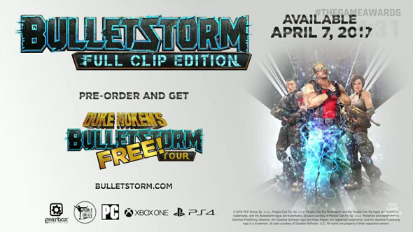 bulletstorm full clip edition pc download