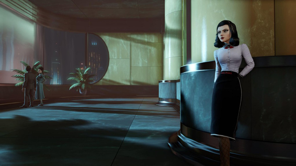 "Thi8f: BioShock Infinite: Burial at Sea's 1998 mode designed for ""non-lethal"" stealth"
