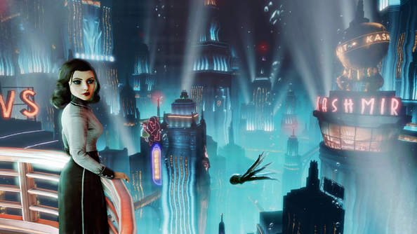 BioShock Infinite: Burial at Sea's first five minutes are here to watch, if you like