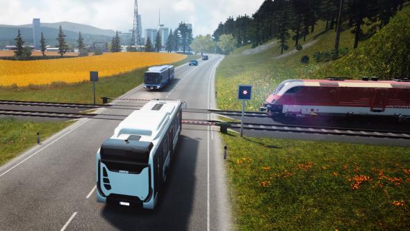 Bus Simulator 18 Cities Skylines