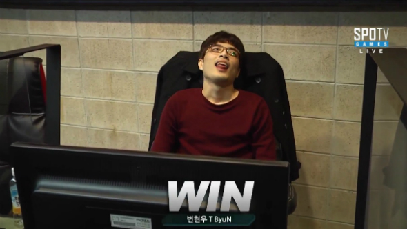 Teamless StarCraft player wins South Korea's biggest league, advances to BlizzCon