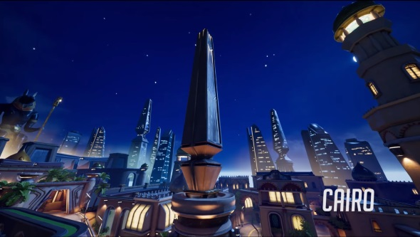 Take a peek at this Unreal 4-based Overwatch tribute map so good it got Blizzard's attention