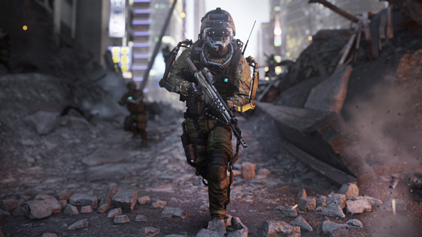 "Activision are ""optimistic"" that Call of Duty: Advanced Warfare will outsell Ghosts"