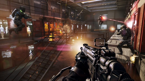 call of duty advanced warfare patch sledgehammer games activision blizzard