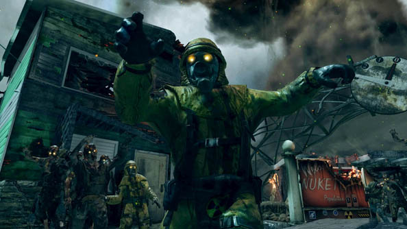 "Forthcoming Call of Duty DLC features zombies, Alcatraz and ""top Hollywood talent"""