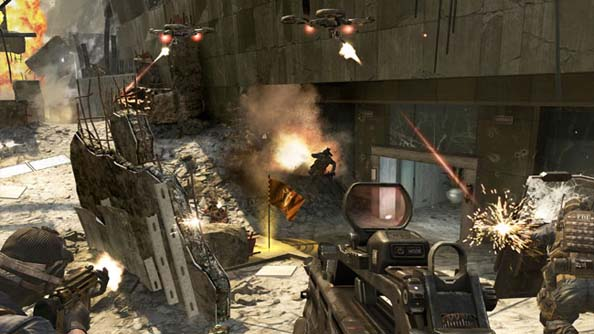Treyarch issue temporary workaround for Black Ops 2 disconnection problems