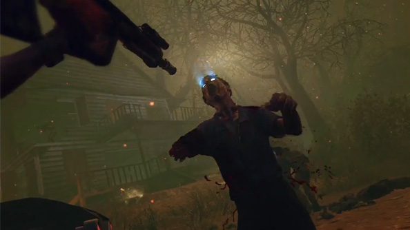 Black Ops 2 Zombies gameplay video shows 10 minutes of undead bus action, robot driver included