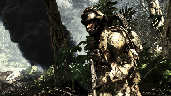 Call of Duty Ghosts won't be taking Black Ops' branching missions