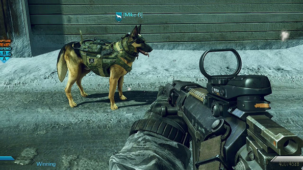 Call of Duty: Ghosts update tackles performance, stability, and killcam for dogs