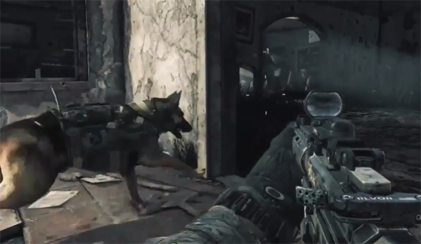 Call of Duty: Ghosts' E3 videos reveal the role of That Dog