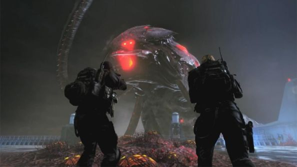 Too many mandibles: Infinity Ward preview Ghosts Devastation DLC's new Extinction map