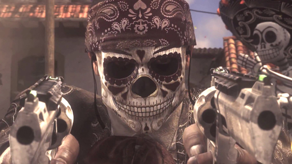 Call of Duty: Ghosts enters the mariachi for its Invasion DLC.