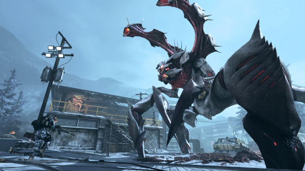 Call of Duty: Ghosts to swallow giant spiders in Onslaught DLC