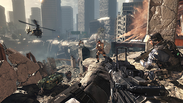 Call of Duty: Ghosts first in series since World at War to be rated less than 18 in Europe