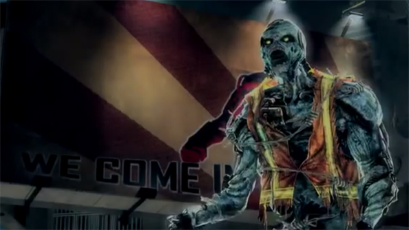 Call of Duty: Online's zombies are also robots (but not Nazis)