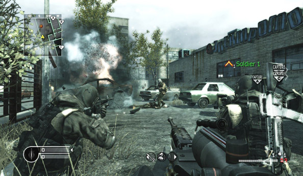 "Modern Warfare 4 voice work hasn't started just yet, says Captain Price; ""I was doing a special new Modern Warfare for China, not MW4."""