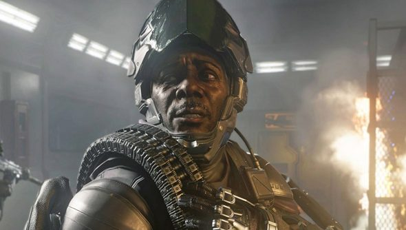 Call of Duty: now advanced enough to look a bit like photos.