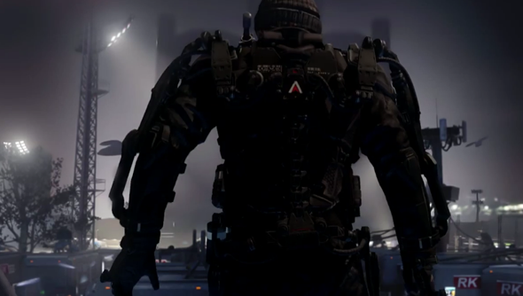The exosuit: Call of Duty in crysis?