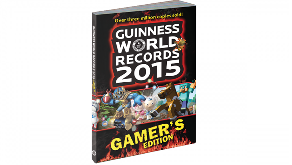 call of duty advanced warfare guinness world records gamers edition