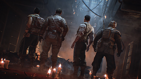 Black Ops 4 will have three zombies maps on day one