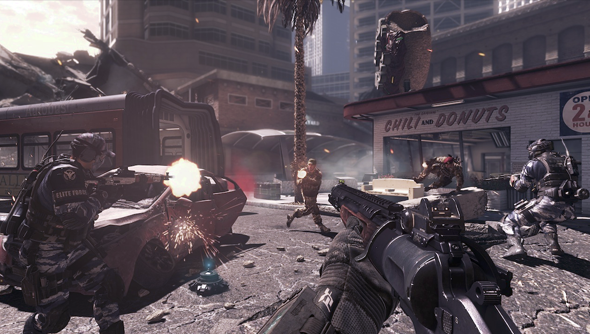 call of duty ghosts multiplayer mark rubin