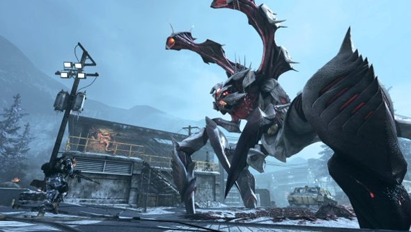 Call of Duty: Ghosts adds spiders to the mix.