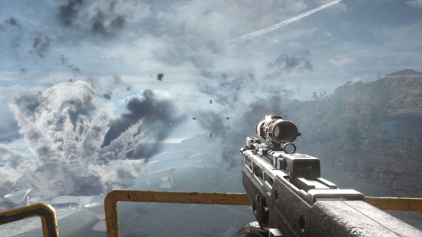 Call of Duty: Ghosts PC review | PCGamesN