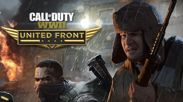 call of duty ww2 dlc 3 united front