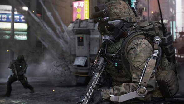 Call of Duty: Advanced Warfare multiplayer