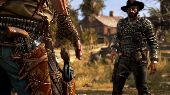Hands on with Call of Juarez: Gunslinger