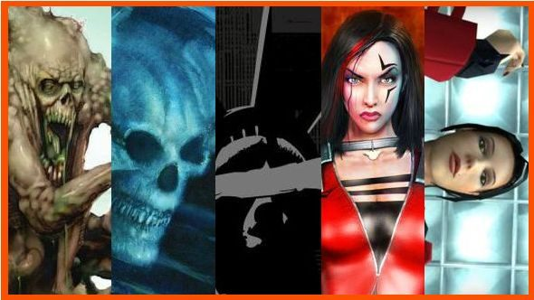 Cancelled PC Games