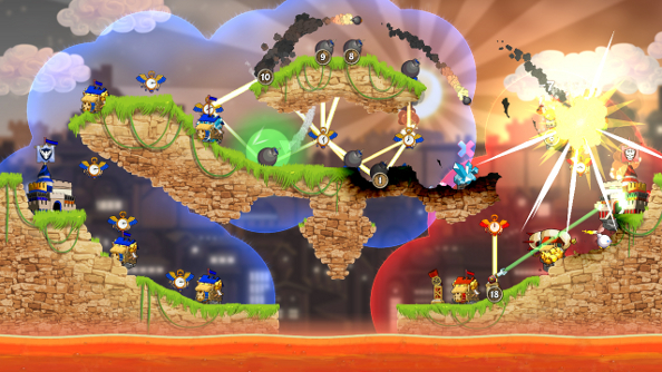Belle of the brawl: Cannon Brawl launches in September