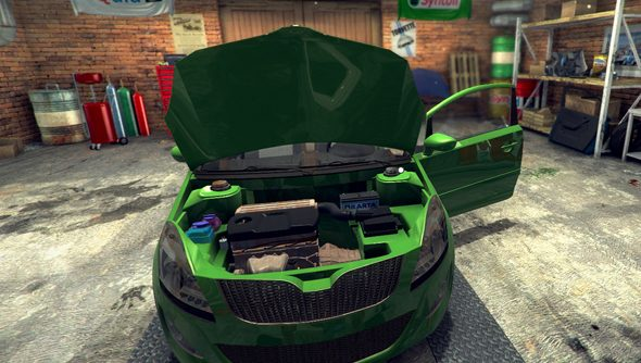Car Mechanic Simulator 2014 is the first of its kind.