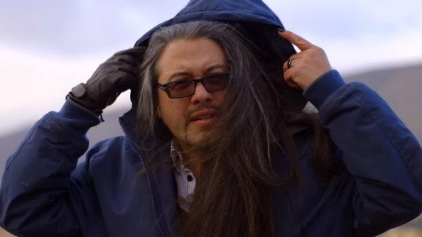 John Romero dresses as a keyboard Jedi to develop new FPS in a bizarre teaser video