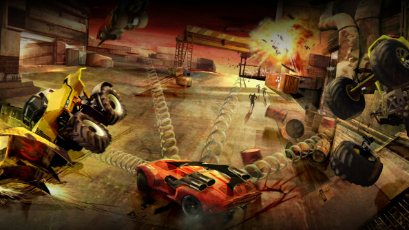 Carmageddon: Reincarnation will launch on April 23rd