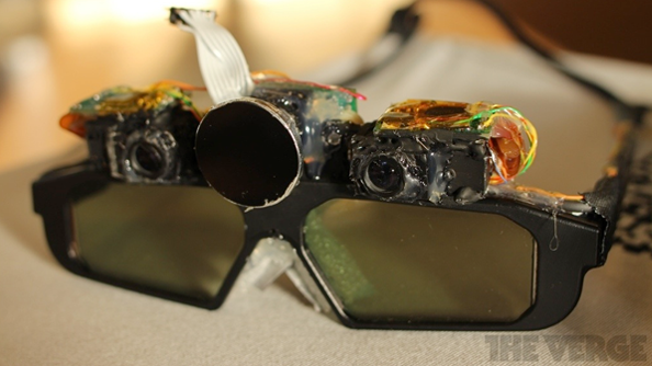Valve were making augmented reality glasses; ex-employees carrying project forward as CastAR