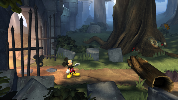 Castle of Illusion remake sees 1990 Mickey Mouse game given a bit of spit and polish