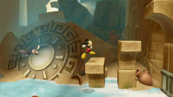 Castle of illusion leave steam