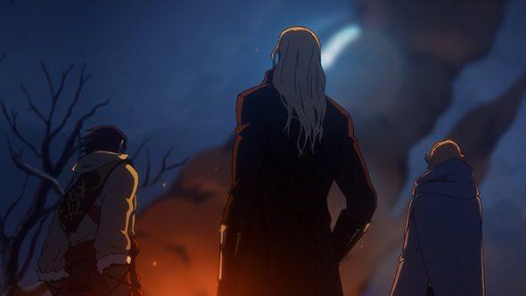 castlevania netflix season 2 release date