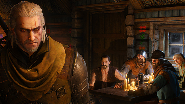 cd projekt next witcher game