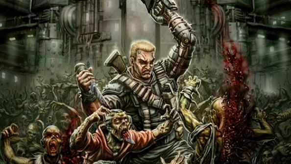Il celebre gioco da tavolo Chainsaw Warrior in arrivo su Mac e iOS