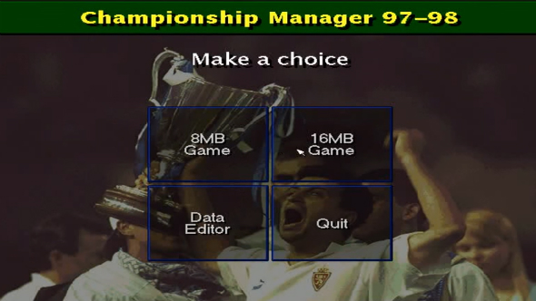 championship manager  97 98