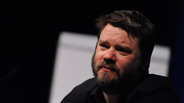 Chet Faliszek. Image credit: Official GDC on Flickr. Licence: https://creativecommons.org/licenses/by/2.0/legalcode