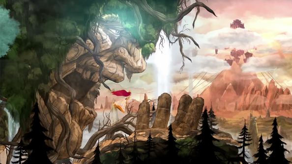 Child of Light video shows off its painterly fantasy world