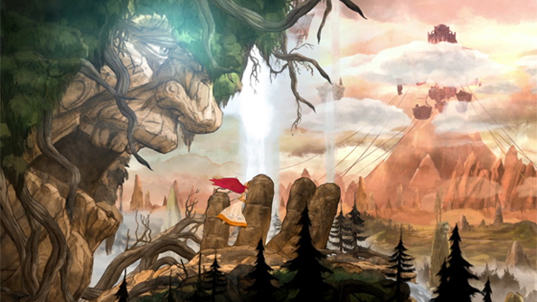 Child of Light trailer looks like a good time: promises growing up, puzzles and rhyme