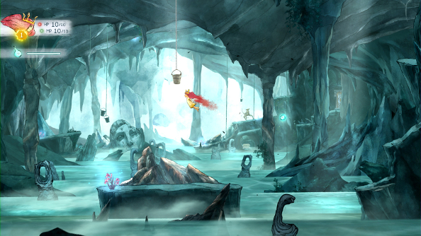 best looking games Child of Light